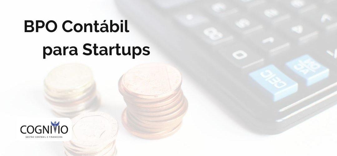 O que é o BPO contábil para startups